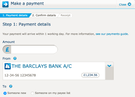 how to make a transfer from your uk bank transferwise support