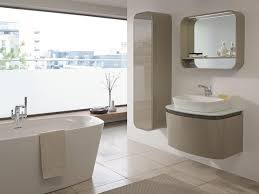 Ideal Standard Dea Vanity Unit Tall Storage And Free Standing Bath - Ideal standard bathroom design
