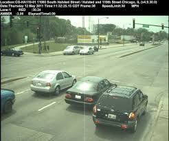 Red Light Camera Chicago Red Light Camera Ticket Data Insufficient To Find Cause For Spikes