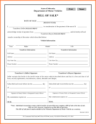 Bill Of Sale Form For Car Pdf by 3 Bill Of Sale Auto Pdf Simple Cash Bill