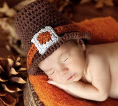 baby thanksgiving hat crocheted pilgrim hat booties for lil richies