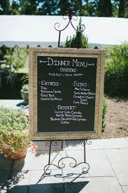 backyard wedding reception food you christine c weddings