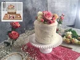 wedding cake diy diy tiered cake for less than 30
