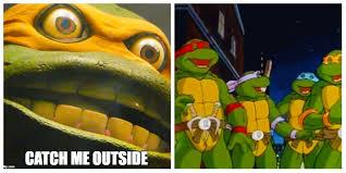 Ninja Turtles Meme - hilarious teenage mutant ninja turtles memes cbr