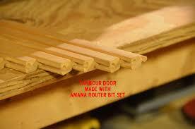 roll top desk tambour tambour door made with router bit set by pc24omni lumberjocks