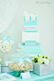 Tiffany Blue Candy Buffet by This Would Be Cute For A Tiffany Themed Dinner Party Tiffany