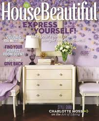 house beautiful magazine we bow down charlotte moss guest edits house beautiful design