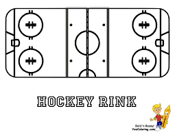 Floor Hockey Pictures by Ice Hard Hockey Coloring Pictures Nhl Hockey West Ice Hockey