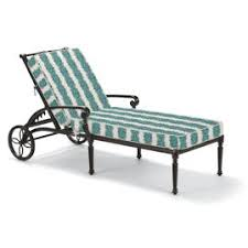 Rustic Chaise Lounge Rustic Chaise Lounge With Cushion By Summer Classics Frontgate