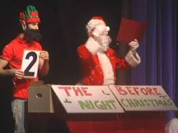 twas the night before christmas louisville hs 2012 youtube