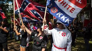 Black Flag Members Kkk Rally In Charlottesville Outnumbered By Counterprotesters Cnn