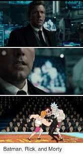 Adult Swim Meme - adult swim batman rick and morty batman meme on sizzle