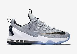 lebron 13 black friday nike lebron 13 low cool grey 831925 071 sneakernews com