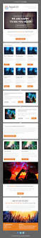 Template Email Responsive by Rapidcd Premium Responsive Email Newsletter Template Mailchimp