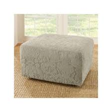 Extra Large Ottoman Slipcover by Ottomans Large Sofa Slipcovers Armless Chair Slipcovers Ottoman
