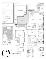 Basketball Court Floor Plan 115 Harborne Street Wembley