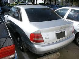 2001 audi a4 1 8t quattro parts car stock 005590