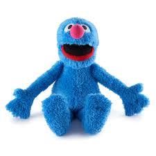 cares sesame street grover plush toy