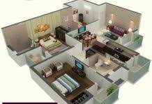 house blueprints maker 15 by 40 east facing beautiful duplex home plan homes in