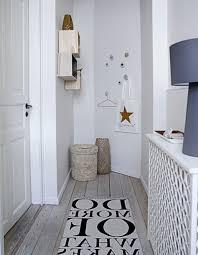 style campagne chic design d u0027intérieur de maison moderne decoration entree mezzanine