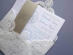 vintage lace wedding invitations vintage lace wedding invitations