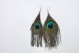 peacock earrings peacock earrings fashion accessories sale gorjus accessories