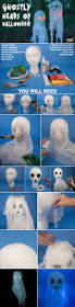 light socket halloween costume diy cheesecloth ghost busts wholesale halloween costumes blog