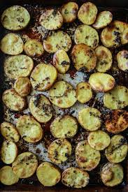 exploring greek flavors and greek roasted potatoes the