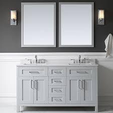 Double Bathroom Vanity 60 Ove Decors Tahoe 60