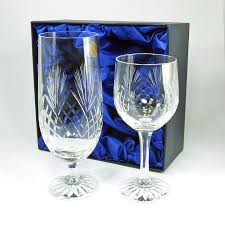 his hers wine glasses his hers wine glass set personalised ref wppr