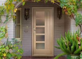 Oak Exterior Door by Wooden Doors Peerless Glass