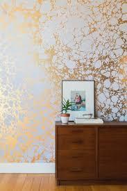 die besten 25 tapete gold ideen auf metallische - Wandgestaltung Gold