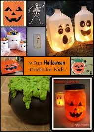 Fun Halloween Crafts - 18 fun halloween crafts for kids