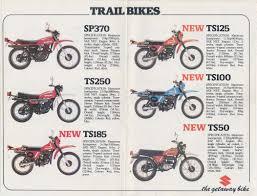 suzuki dave u0027s bike brochures