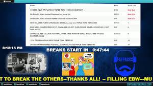 live now cheap box breaks select 16 fb
