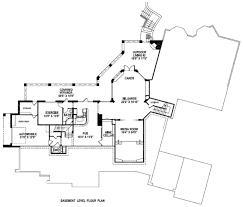 Media Room Floor Plans European Style House Plan 6 Beds 7 50 Baths 9772 Sq Ft Plan 141 279