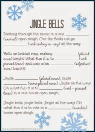 five printable christmas carol mad libs by spool and spoon for