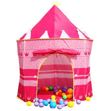 ideas princess castle tent girls indoor playhouse princess