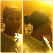 dri sweat headband bunning challenge hairscapades