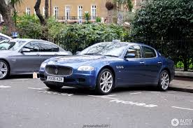 blue maserati quattroporte maserati quattroporte executive gt 3 march 2017 autogespot
