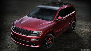 jeep grand cherokee srt 2016 jeep grand cherokee srt night front hd wallpaper 2