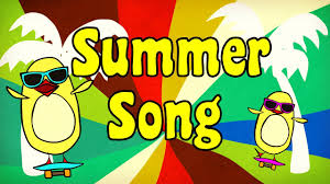 summer song for kids the singing walrus youtube