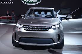 new land rover discovery 2015 land rover discovery vision concept first look motor trend