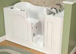 Bathtubs For Handicapped Walk In Bathtubs For Seniors Safe Step Tub
