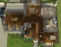 2 bedroom home mod the sims 5 bedroom colonial style house my 50th upload