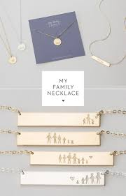 Gift For Architect 25 Best Family Necklace Ideas On Pinterest Friends Mom