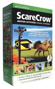 amazon com scarecrow motion activated animal repellent lawn