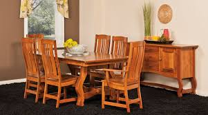 Dining Room Signature Fine Furnishings Handcrafted Amish Furniture - Carolina dining room