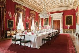 Grand Dining Room Chatsworth House Grand Dining Room Picture Of Doubletree By
