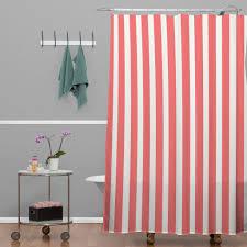 Shower Curtain Striped Striped Shower Curtain Affordable Modern Home Decor